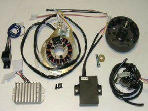 allumage electronique moto bmw serie 7